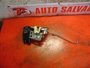 03 04 05 08 06 07 Honda Pilot Left Front Door Latch Power Lock Actuator Assembly Ebay
