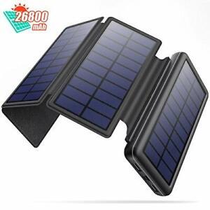 Banco de batería Cargador solar