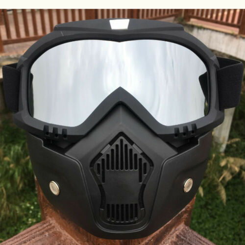 Goggles Tactical Mask Protective Glasses for Outdoor CS Cycling Climbing Skating