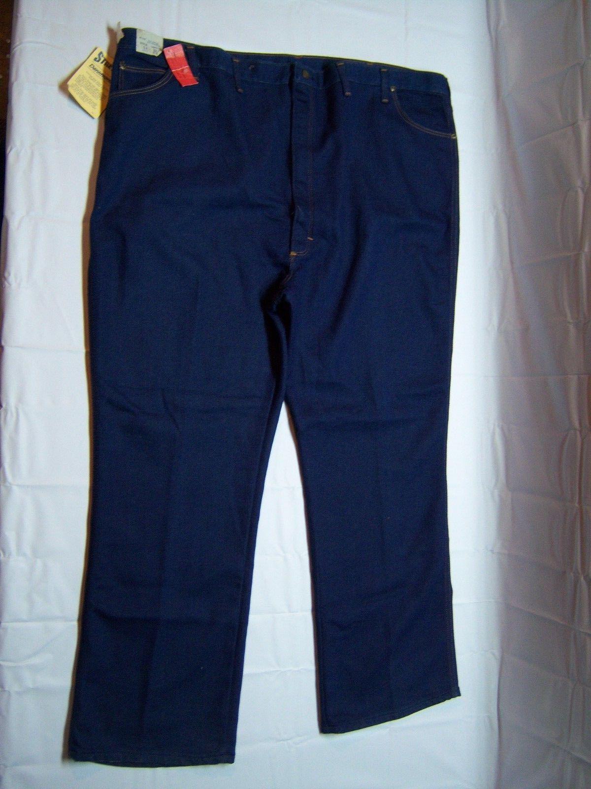 RARE Vintage Sierra Ridge Men's Jeans Size 54x32 NWT