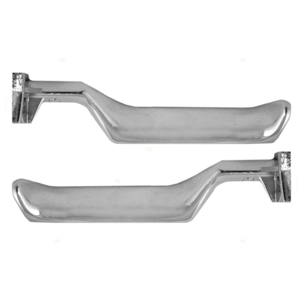 For Ford Bronco F-Series 80-96 Chrome Front Inner Door ...