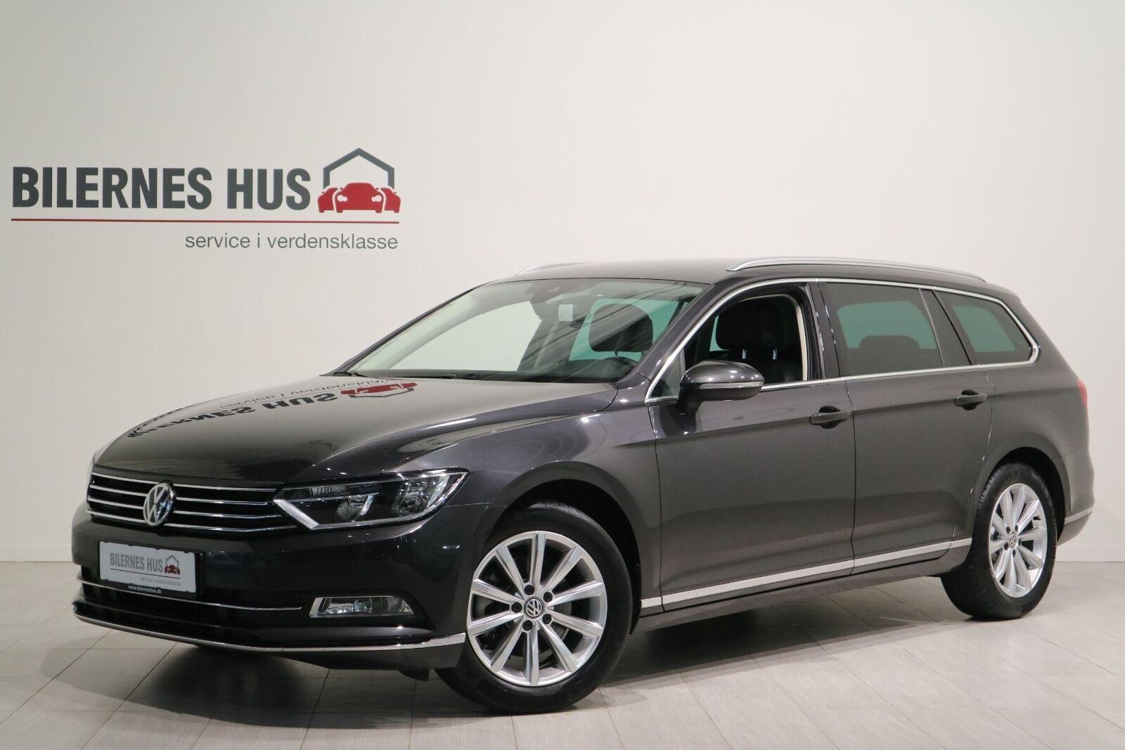 VW Passat 1,4 TSi 150 Highline Premium Variant DSG 5d - 294.880 kr.