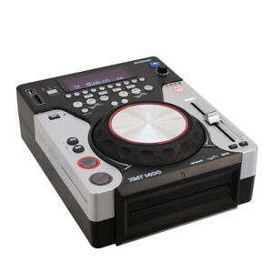 Omnitronic XMT-1400 CD Player CDJ USB MP3 DJ