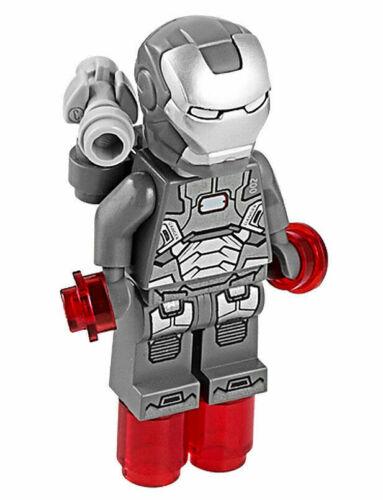 LEGO Marvel WAR MACHINE sh066 from 76006 Extremis Sea Port Battle