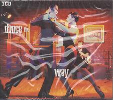 Dance the Latin Way 3CD Box NEU Tango Argentina Greatest Boleros Gypsy Passion