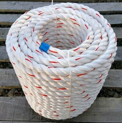 Model Rigging Rope CHRR4B Brown 20 Metres X 1 MM Dia Very Strong and Fine.