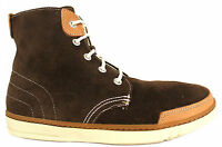 Timberland Hookset Camp Handcrafted Suede Mens Brown 6 Inch Boots 5451r D30