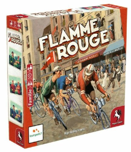 Pegasus FLAMME ROUGE DEUTSCH Spiel OVP