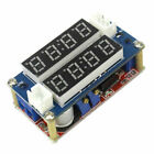 5a Constant Current/voltage LED Driver Battery Charging Module Voltmeter Ammeter