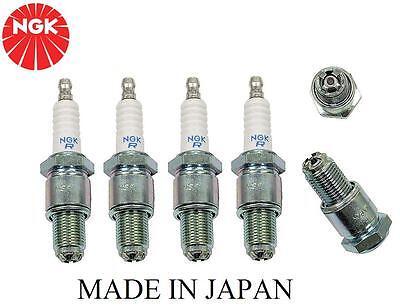 For Mazda RX-7 4 pcs Spark Plugs Mazda RX-7 NGK Standard Resistor BR8EQ14//2329