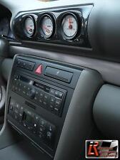 Audi A4 S4 RS4 B5 Halter für Zusatzinstrumente Instrumentenhalter CARBON