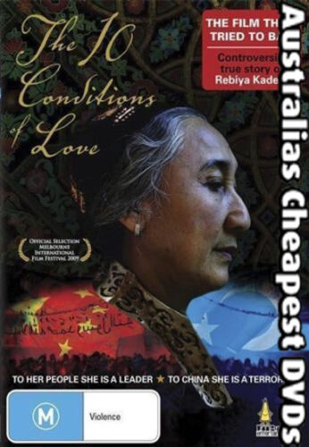 1 of 1 - The 10 Conditions Of Love DVD NEW, FREE POSTAGE WITHIN AUSTRALIA REGION ALL