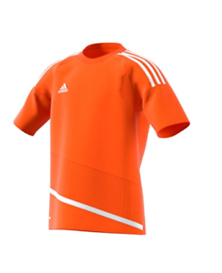 a7a282ebf5ef New With Tags adidas Climacool Regista 16 Youth Soccer Jersey Orange / White