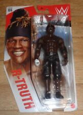 WWF WWE Basic Mattel Wrestling Figura R-Truth Series 106 NUOVO