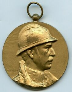 BELGIUM-MEDAL-BY-MARLON-1936-KING-ALBERT-VISIT-PROVINCE-DE-LUXEMBOURG-50MM-62G