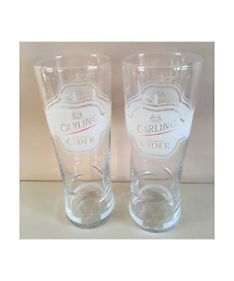 Magners Irish Cider Pint Glass Gift Boxed /& 10 Free Bar Mats Brand New