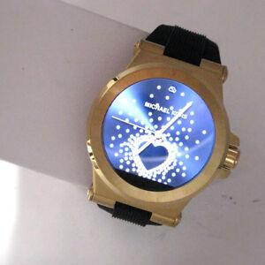 Michael Kors Access Touchscreen Yllw Gold Dylan Smartwatch Mkt5009