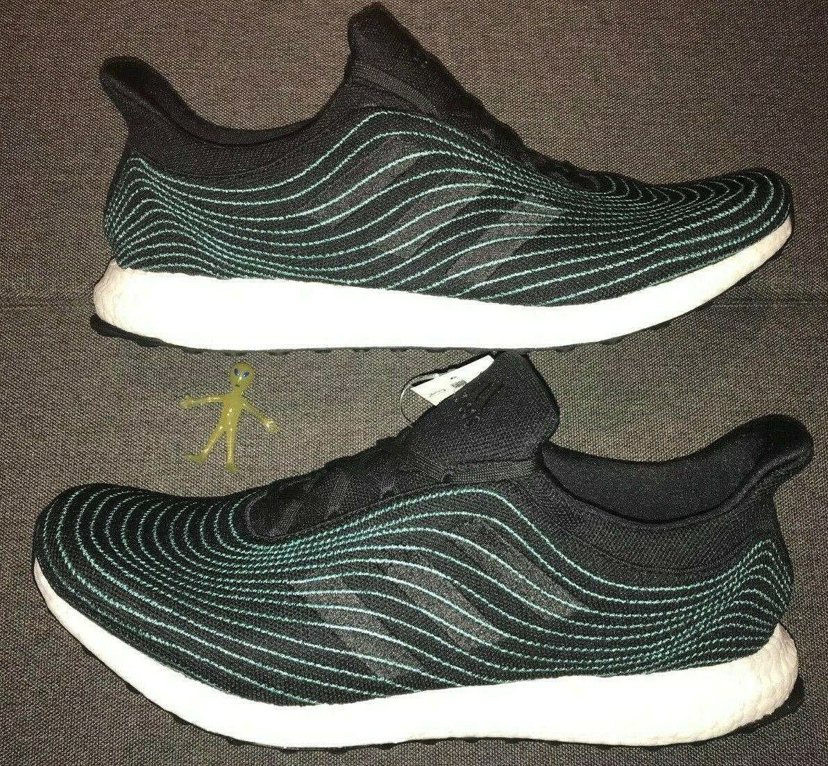 Size 13 - adidas UltraBoost DNA x Parley Core Black 2020