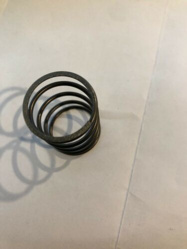 """Prepper Tube// Maglite D Cell Heavy Spacer SPRING 1.33/""""in ID Storage Survival NEW"""