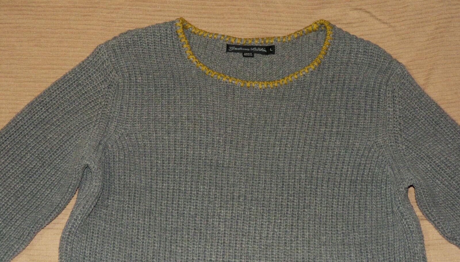 Pullover  von  GUDRUN SJÖDEN     gr. L | Elegantes und robustes Menü