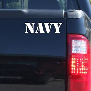 034-NAVY-034-Military-US-NAVY-Patriotic-Vinyl-Decal-Sticker-Car-Truck-Door-Window