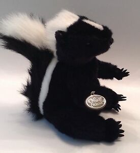 "The Westcliff Collection Plush ~ 10"" SKUNK Stuffed Animal"