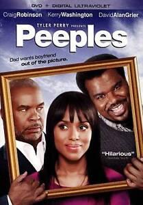 Peeples (DVD, 2013)