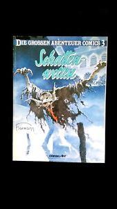 DIE-GROSSEN-ABENTEUER-COMICS-3-Schattenwelten-von-HERRMAN-1989-1-Auflage