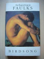 Sebastian Faulks, 'Birdsong', 1st/1st
