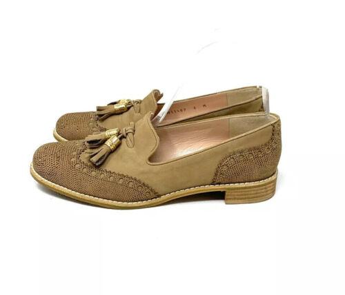 Stuart Weitzman Tassel Loafers Women's Size 6