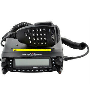 TYT TH - 9800 HF / VHF / UHF Walkie Talkie Four Wave Bands 800 Channel Capacity