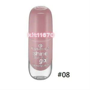 Details about 【Essence】Shine Last & Go! Gel Nail Polish 8ml #08 Matchmaker New In Stock