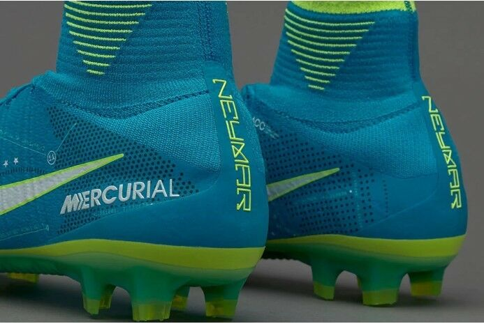 Nike Mercurial Superfly Fg V Njr Fg Superfly Uomo Tacchetti da Calcio 921499-400 Msrp 43b6b7