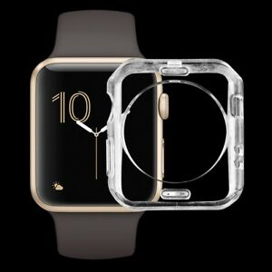 Apple-Watch-Series-3-2-1-42mm-Case-Ultra-Thin-Protective-Clear-Soft-Gel-Cover