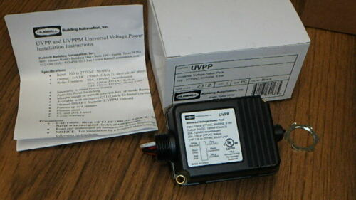Hubbell UVPP Universal Voltage Power Pack NEW ED61