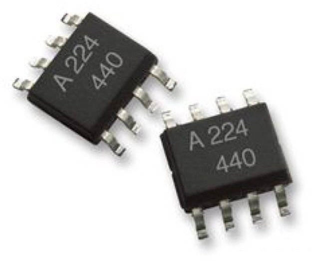 AVAGO TECHNOLOGIES ACPL-M61L-000E DIGITAL CMOS OPTOCOUPLER 3.75KV 10 pieces