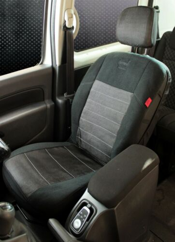 12V PREMIUM CARBON HEATED SEAT COVER CAR VAN UNIVERSAL SIZE BLACK from HEYNER