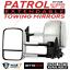 BettaView-Extendable-Caravan-Towing-Mirrors-Nissan-GU-Patrol-Fit-1997-Onwards thumbnail 1