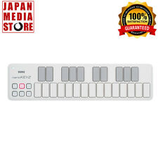 KORG USB MIDI NANOKEY2 Keyboard Controller White 100% Genuine Product