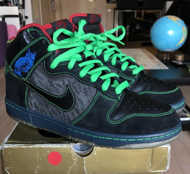 Nike SB Dunk High Premium Twin Peaks