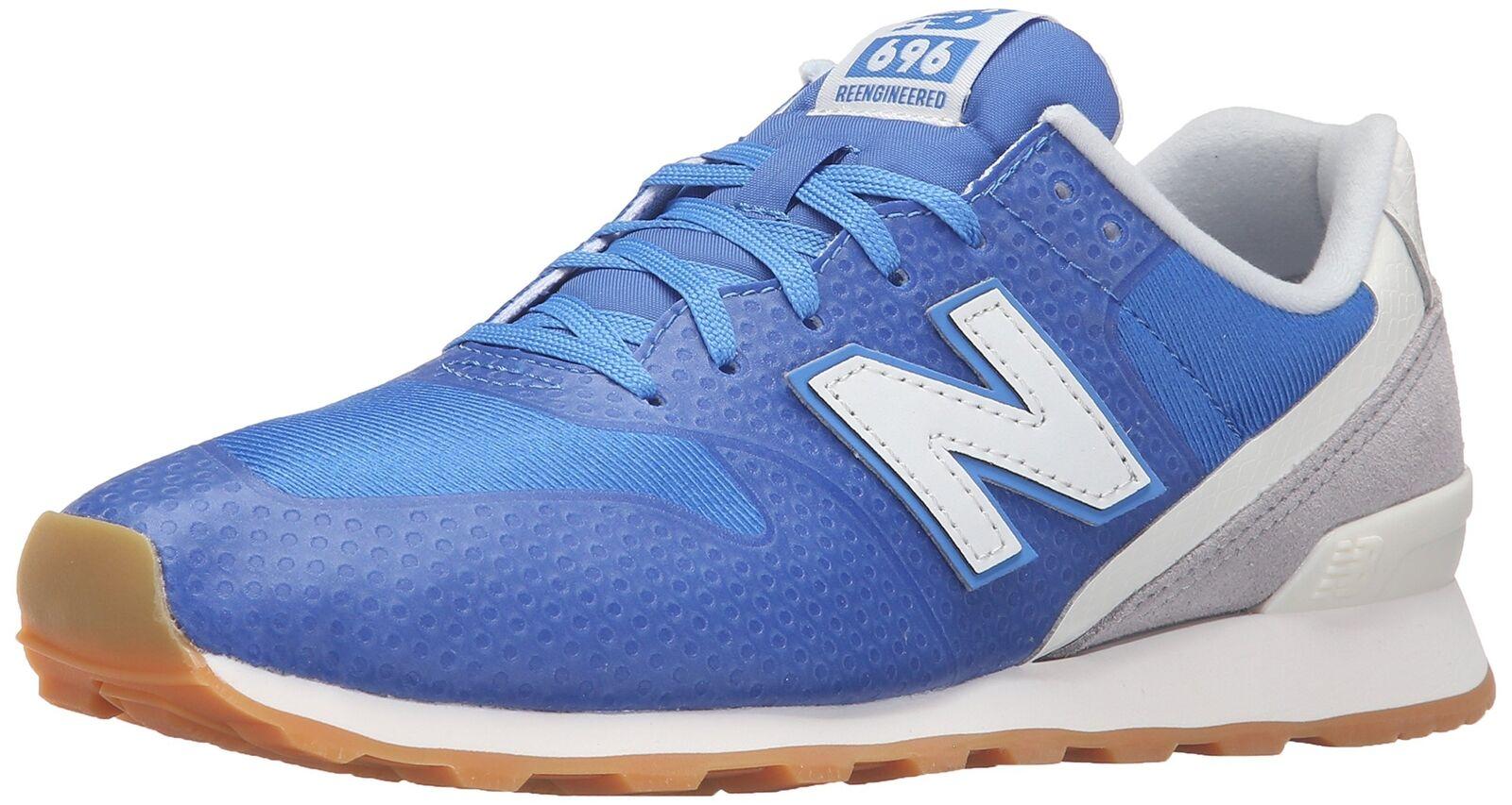 New New New Balance Women's 696 Hybrid Pack Lifestyle Sneaker, bluee Grey, 9 B US a87567
