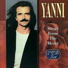 Yanni: Songs From the Heart 1&2 Import Audio CD