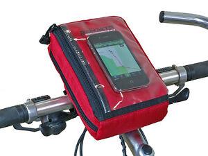 Bushwhacker-Reno-Red-Handlebar-Smart-Phone-Bike-Bag-Bicycle-Universal-Holder