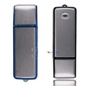Hot-Mini-8GB-USB-Disk-Pen-Drive-Digital-Audio-Voice-Recorder150-hrs-Recording-GA
