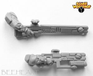 WARHAMMER-40K-gt-T-039-AU-WARRIOR-PULSE-RIFLE-amp-CARBINE-Arms-gt-GamesWorkshop-Tau-RefB