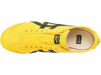onitsuka tiger mexico 66 black and yellow 4sh