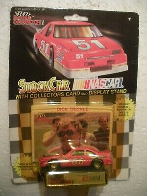 New 1991 Racing Champions 1:64 NASCAR Dick Trickle Phillips Ford Thunderbird a