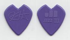 Metallica Kirk Hammett Signature Purple Heart Guitar Pick - 2017 WorldWired Tour