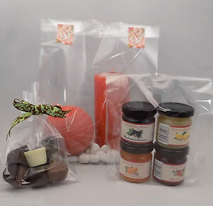 Clear-Cello-with-side-Gusset-Sweet-Treats-Display-Gift-Cake-Party-Bags