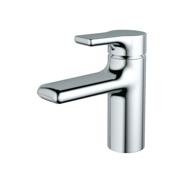 Ideal Standard Attitude A4597AA basin mixer tap + pop-up waste. Waterfall outlet